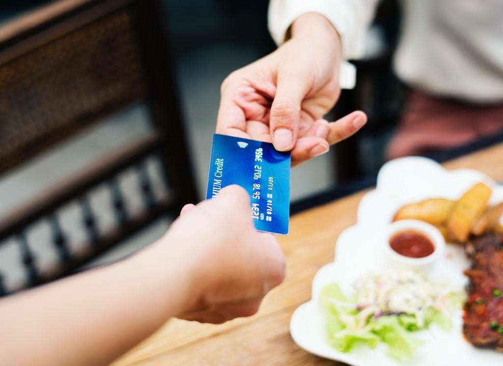 Geld overmaken met creditcard