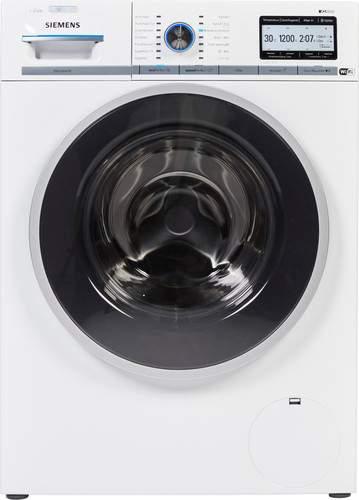 siemens wasmachine met wifi